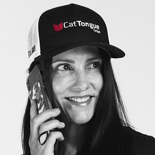 CatTongue Grips