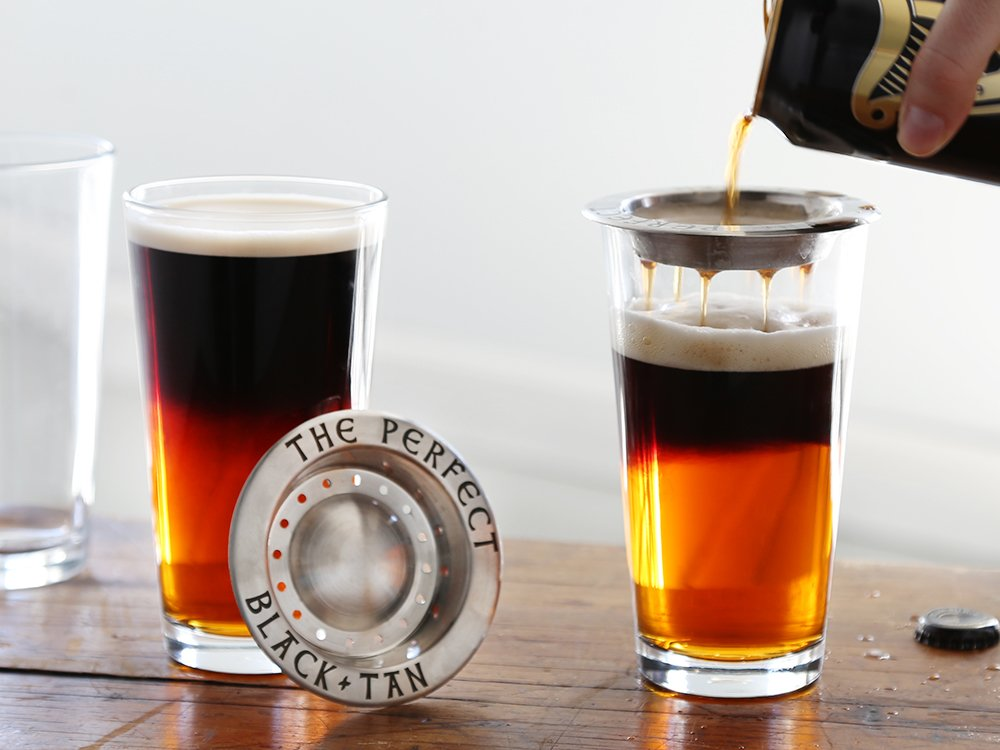 The Perfect Black and Tan