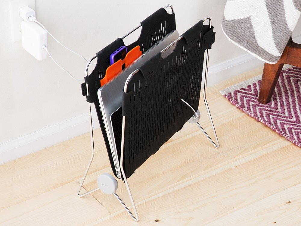 The Tuck Device Rack
