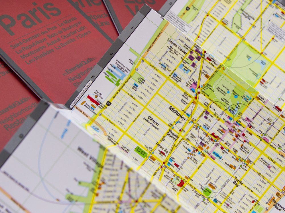 Red Maps