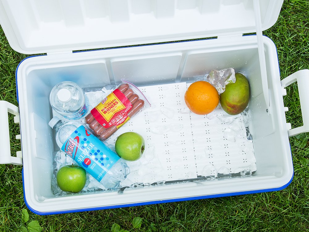 The Cooler Tray