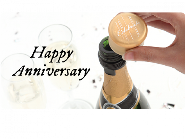 Happy Anniversary by Email Gift Card - 1