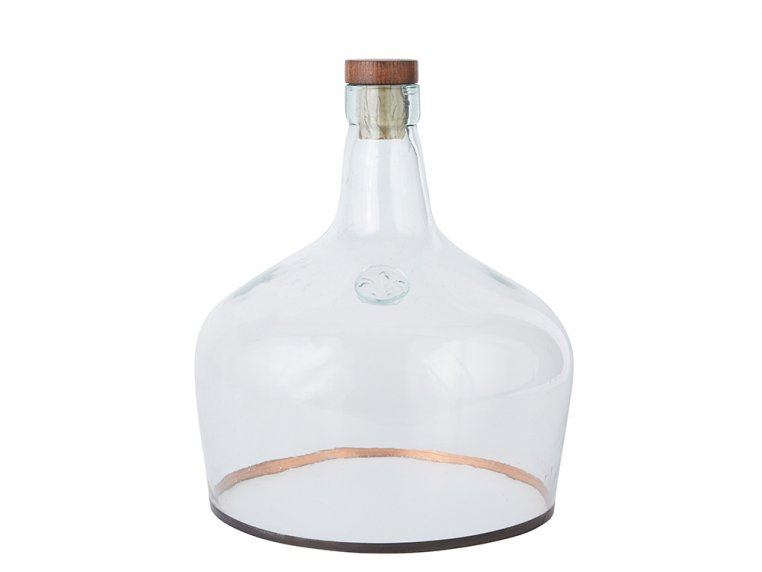 Recycled Glass Cloche by etuHOME - 6