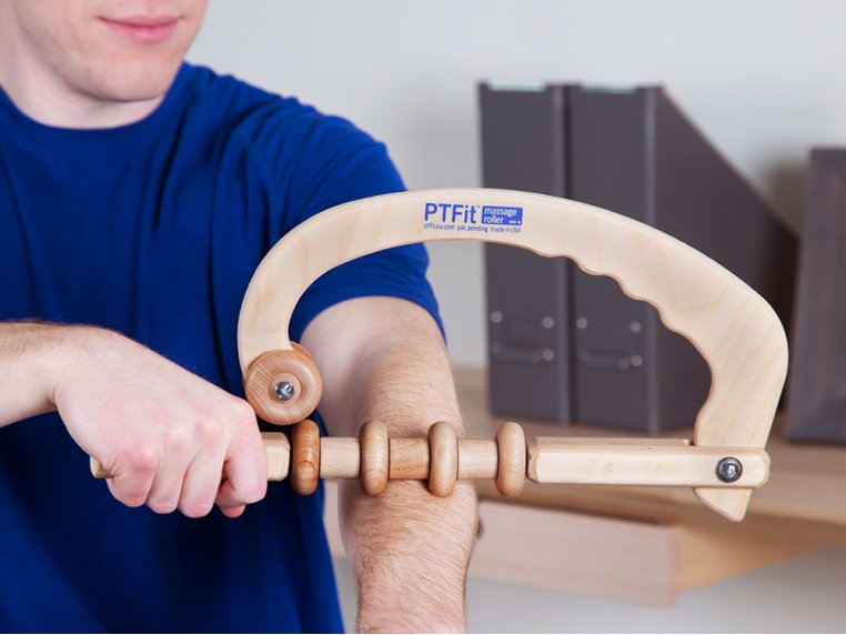 Multi-Roller Massage Tool by PTFit - 2