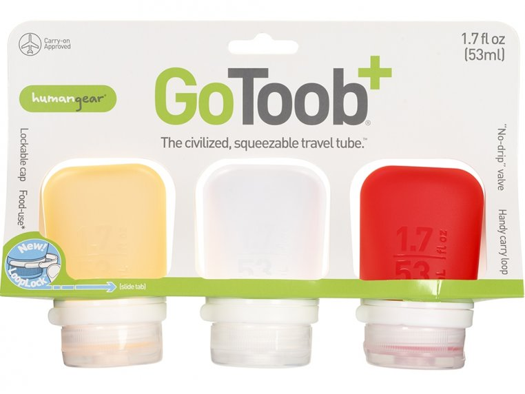 GoToob (3-Pack) by humangear - 8