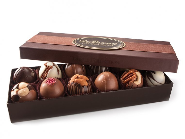 Box of Truffles by DeBrand - 3