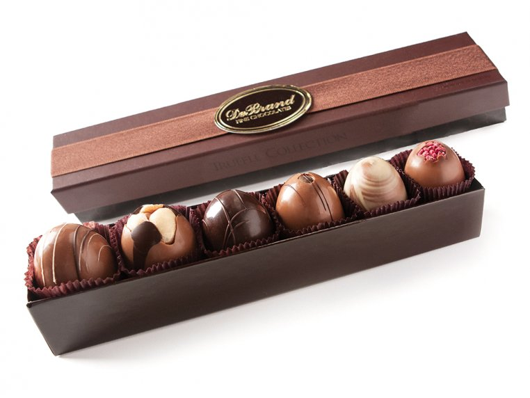 Box of Truffles by DeBrand - 4