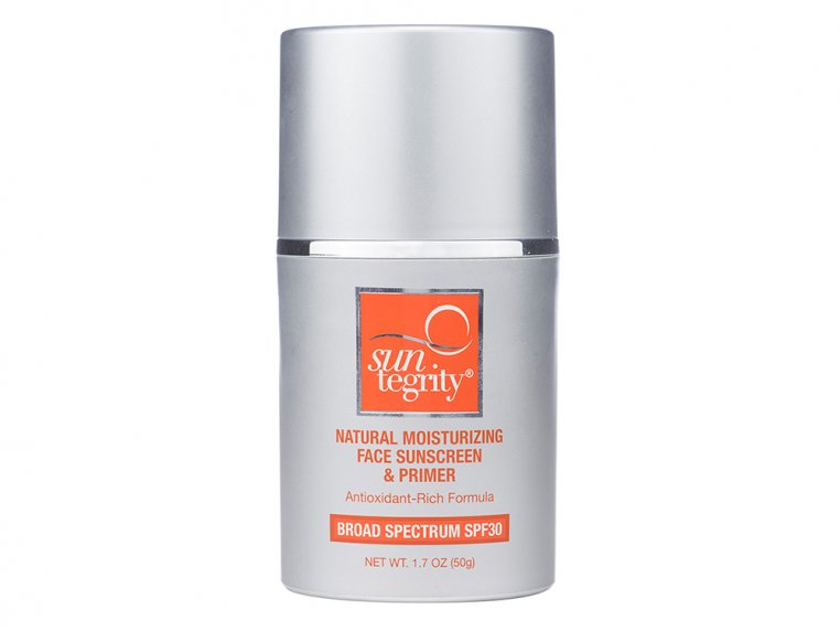 Natural Face Sunscreen & Primer by Suntegrity - 1
