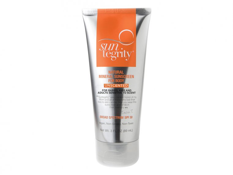 Natural Mineral Body Sunscreen by Suntegrity - 3