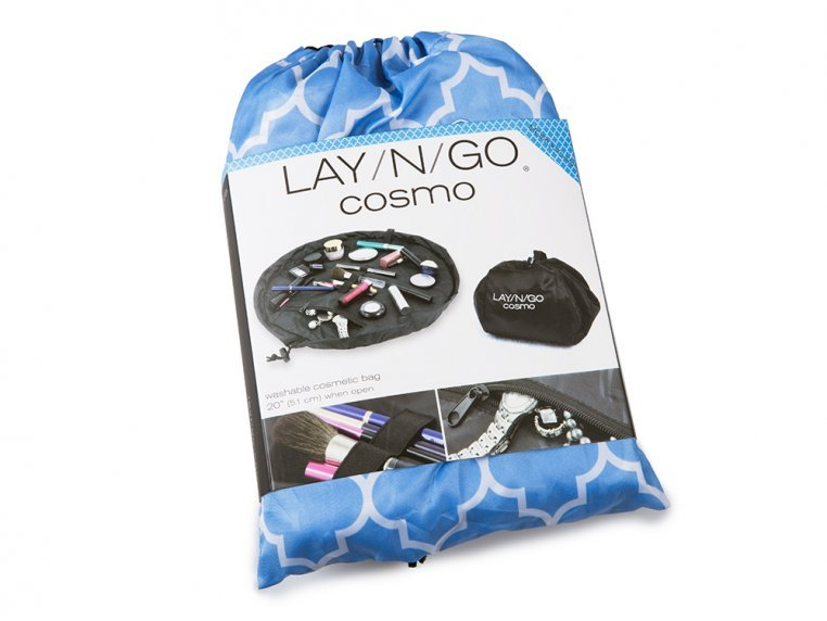 Drawstring Cosmetic Case by Lay-n-Go Cosmo - 7