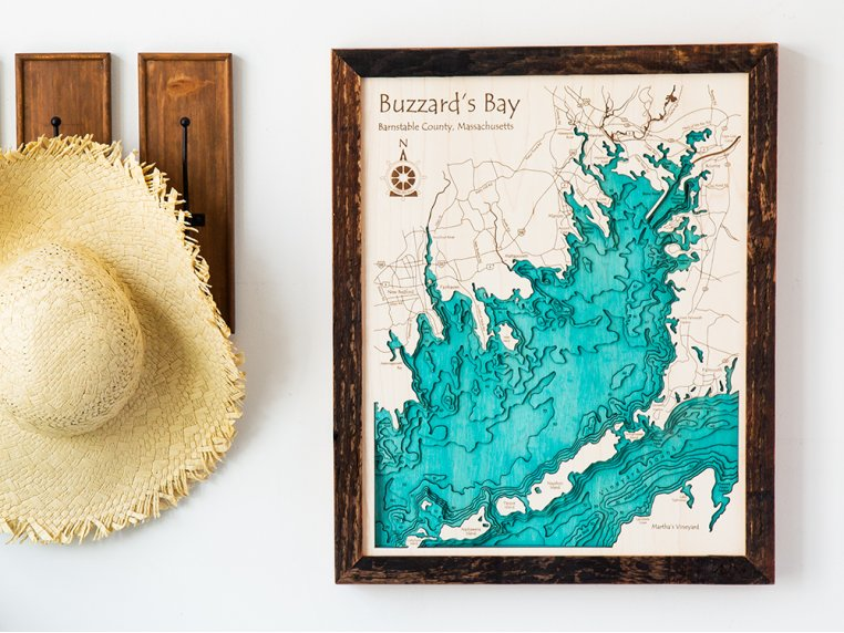 Lake Art Custom Wood Map Art & Gifts | The Grommet® Topo Map Of Lake Sinclair on vintage topo map, united states topo map, cedar creek topo map, lake sinclair georgia map, oconee national forest topo map, ga power lake sinclair map, lake sinclair history,