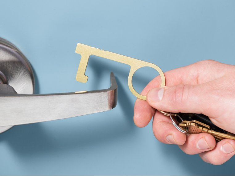 Careful Key Antimicrobial Door Opener by Zootility - 6