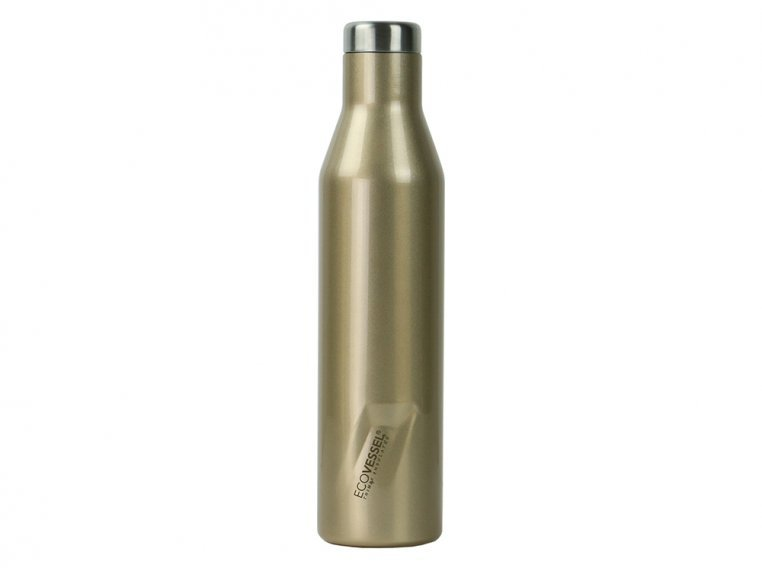Insulated Stainless Steel Water & Wine Bottle by Eco Vessel - 6