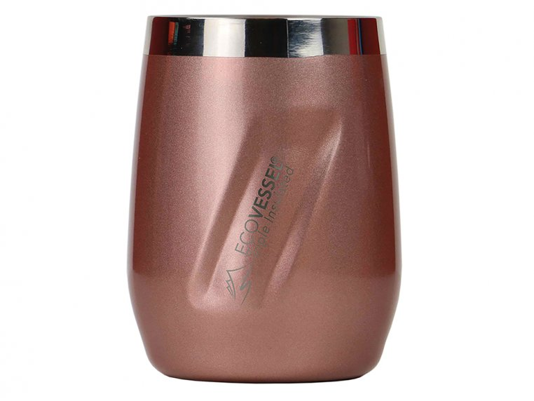 Insulated Stainless Steel Wine & Whiskey Tumbler by Eco Vessel - 6