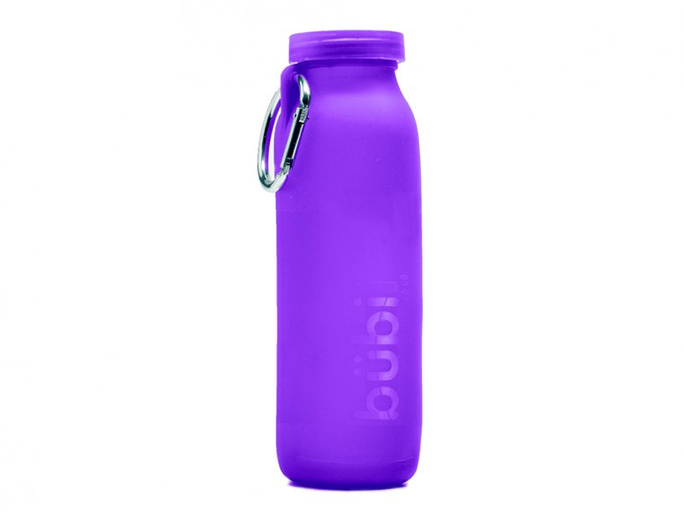 Scrunchable Water Bottle by Bubi Bottle - 5