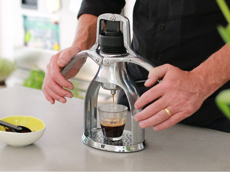 Espresso Maker by ROK - 1