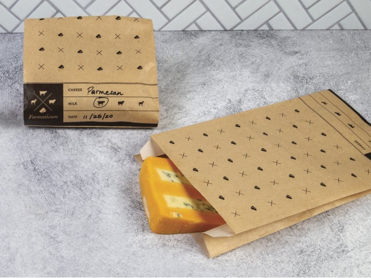 Cheese Storage Bags by Formaticum - 1