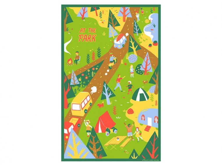 Places Tea Towels by Vestiges - 4