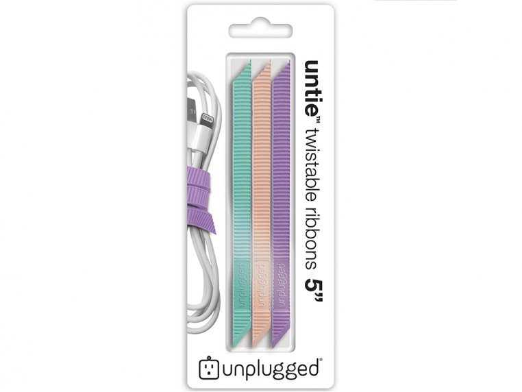 Untie - Cord Organizer by Unplugged Goods - 4