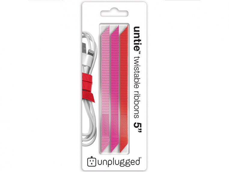 Untie - Cord Organizer by Unplugged Goods - 5