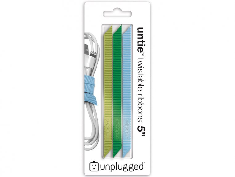 Untie - Cord Organizer by Unplugged Goods - 6