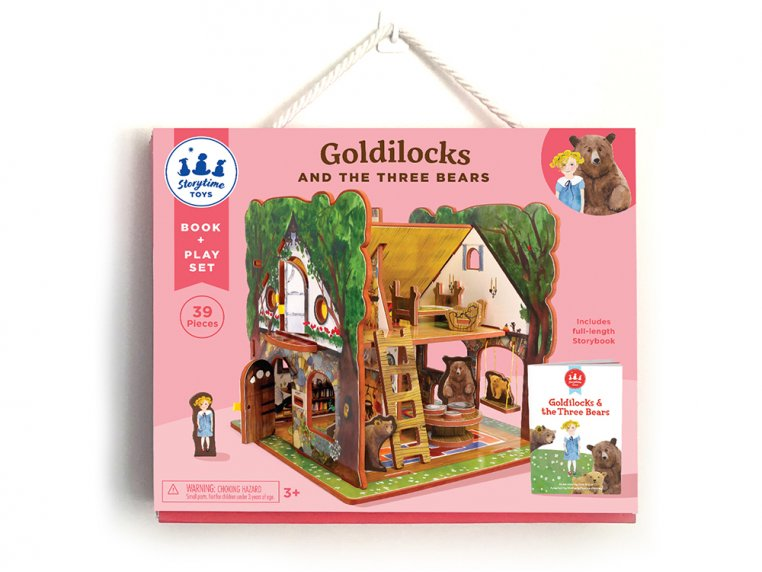 House & Storybook by Storytime Toys - 10