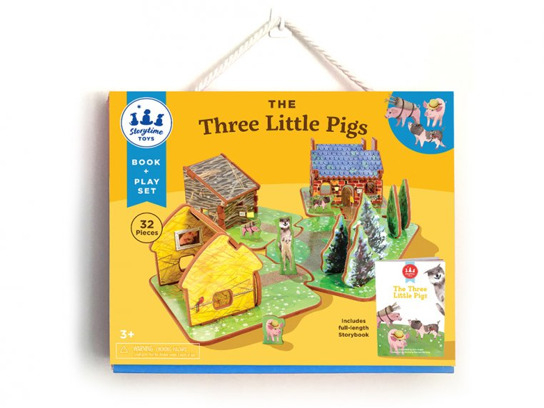 House & Storybook by Storytime Toys - 18