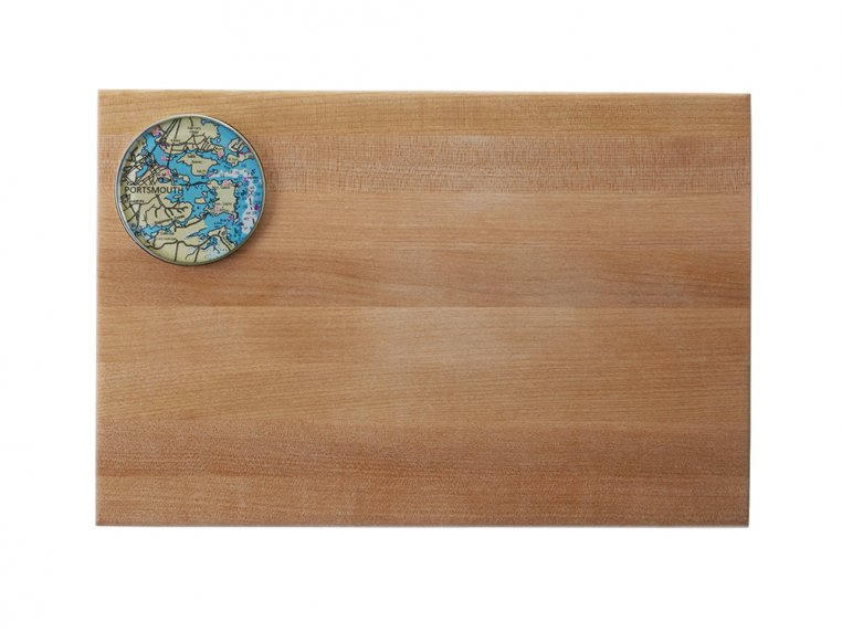 Bar Cutting Board by CHART Metalworks - 4