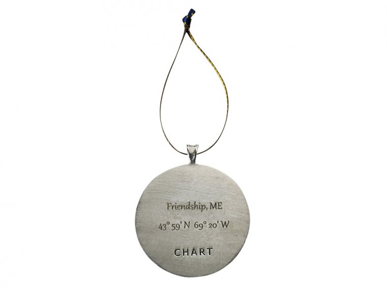 Archipelago Ornament by CHART Metalworks - 5