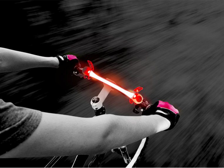 PowerWrapz - LED Safety Band by 4id - 1