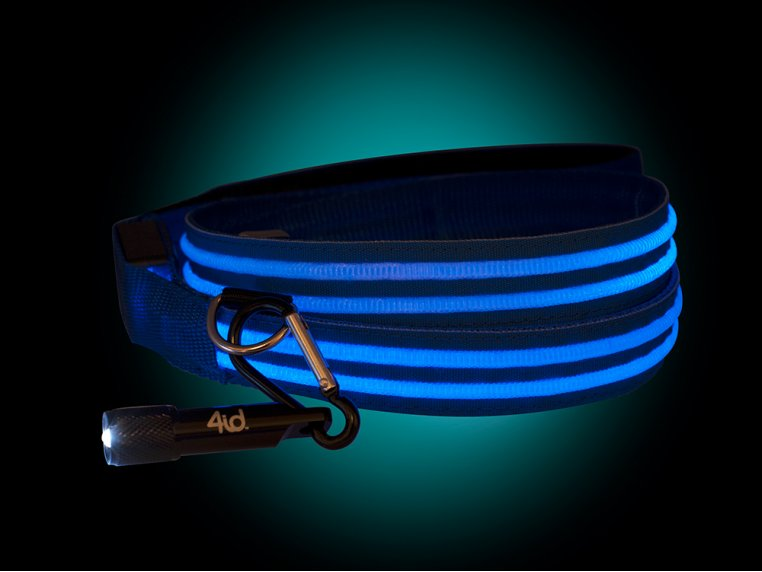 The LED Lite Up Leash by 4id - 3