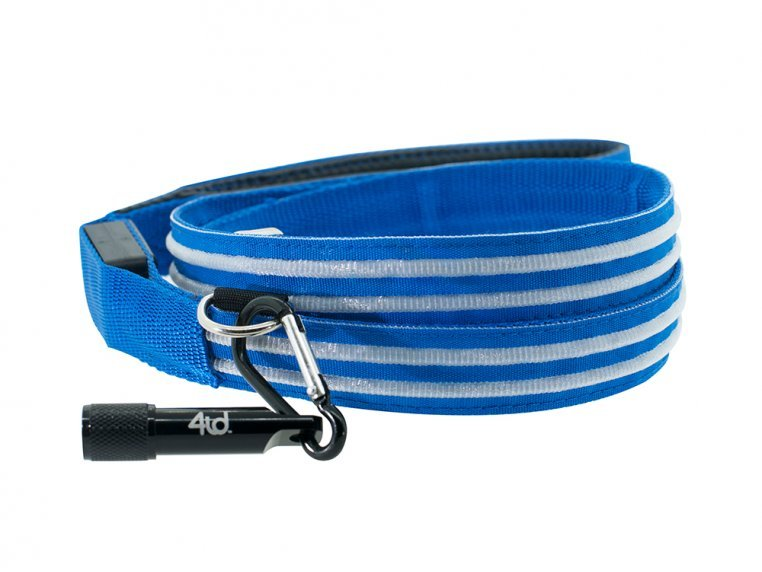 The LED Lite Up Leash by 4id - 5