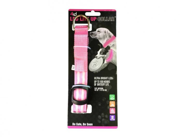 LED Light Up Collar by 4id - 6