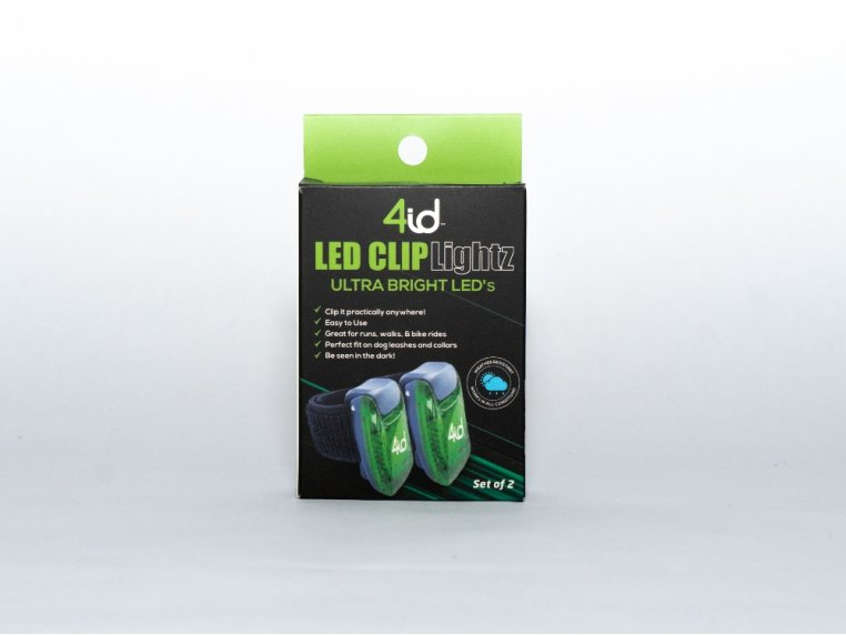 LED Clip Lightz 2-Pack by 4id - 7
