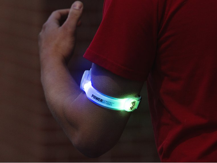 PowerArmz Light Up Armband by 4id - 1