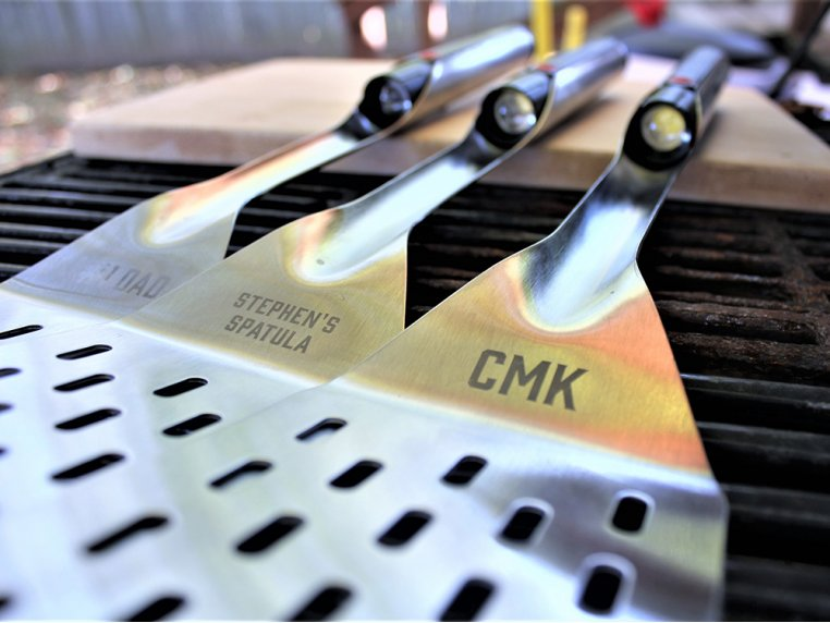 Personalized Lighted Spatula by Grillight - 5