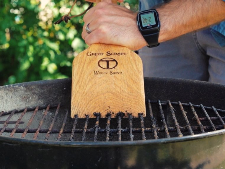 Barbeque Cleaning Tool by The Great Scrape - 2