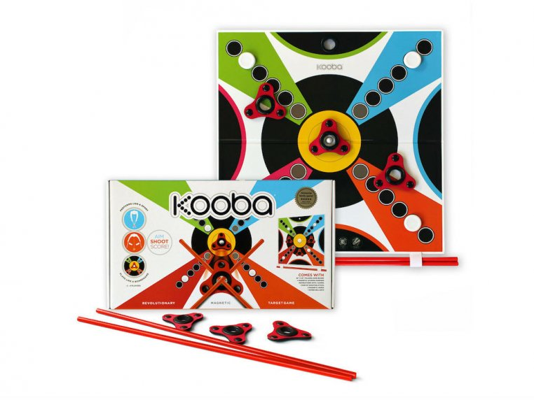 Magnetic Target Game - Lite by Kooba - 1