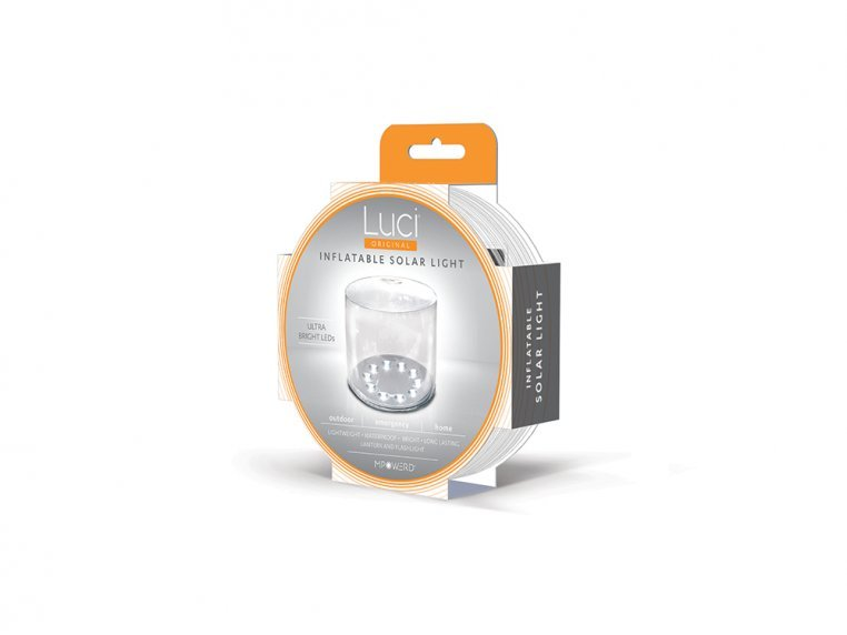 Luci Original: Solar Inflatable Lantern by MPOWERD - 11