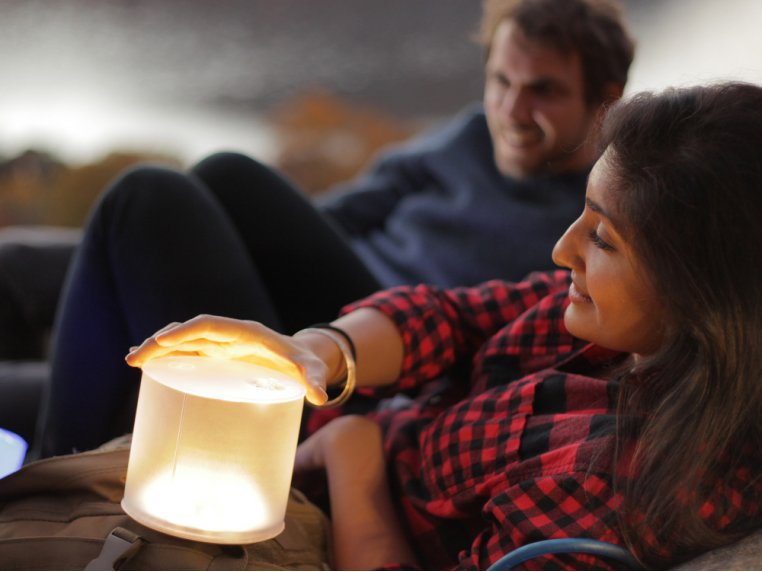 Luci Lux: Solar Inflatable Lantern by MPOWERD - 3