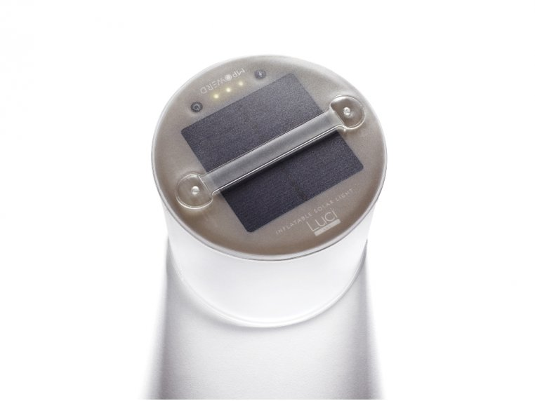 Luci Lux: Solar Inflatable Lantern by MPOWERD - 1