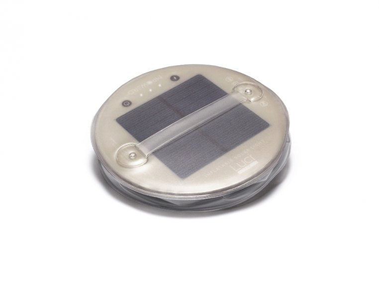Luci Lux: Solar Inflatable Lantern by MPOWERD - 7