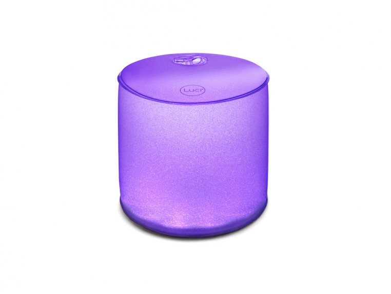 Luci Color: Solar Inflatable Lantern by MPOWERD - 6