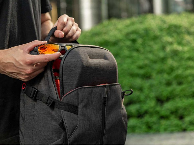 Urban 21 Commuter Backpack by KeySmart - 4