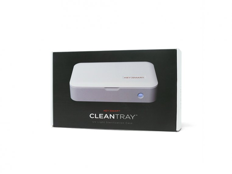 CleanTray™ UV Sterilization Case by KeySmart - 6