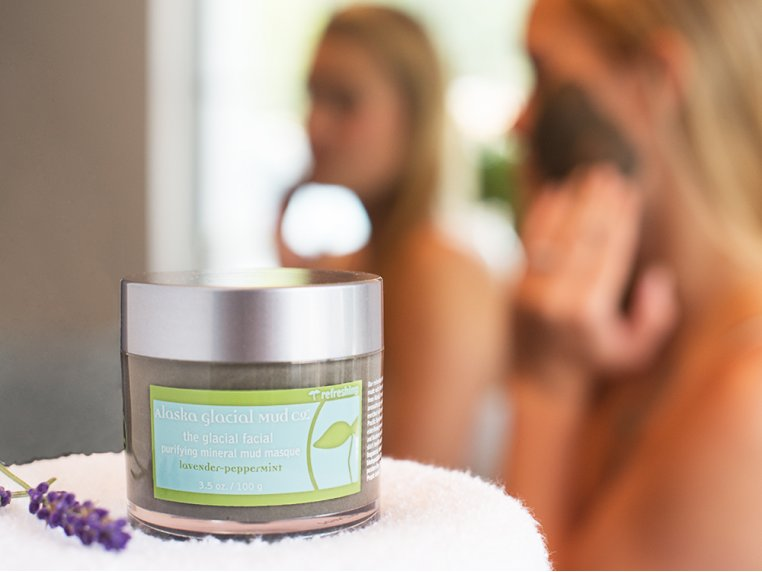 Purifying Mineral Mud Mask by ALASKA GLACIAL ESSENTIALS - 2