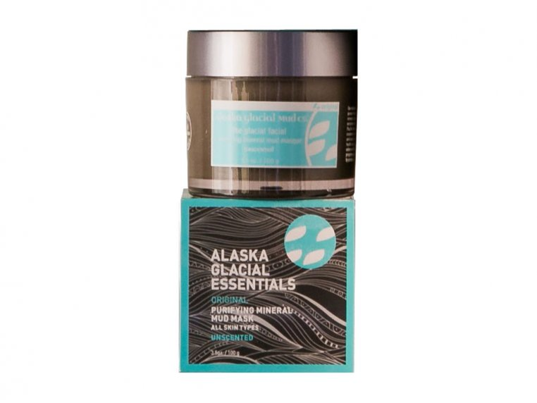 Purifying Mineral Mud Mask by ALASKA GLACIAL ESSENTIALS - 3
