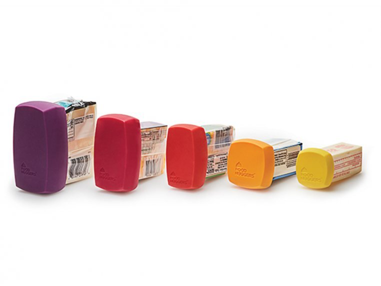 Butter & Cheese Savers - Set of 5 by Food Huggers® - 4