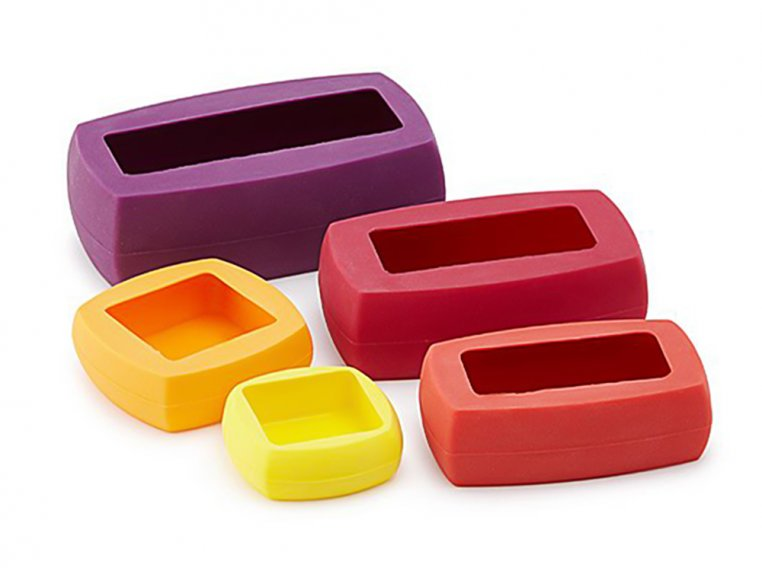 Butter & Cheese Savers - Set of 5 by Food Huggers® - 6