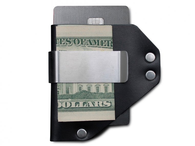 Caliber Money Clip by American Bench Craft - 6